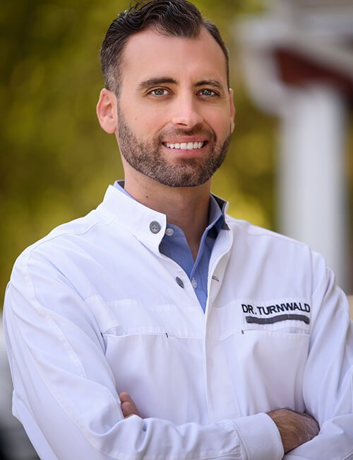 Benjamin Turnwald DDS who is a dentist Schaumburg IL - clicking this photo will take you to the meet the team page