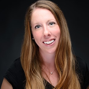 Sarah who is our Patient Experience Officer at Benjamin Turnwald Dentistry in Schaumburg, IL