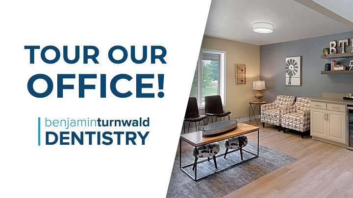 Tour our office! Benjamin Turnwald Dentistry